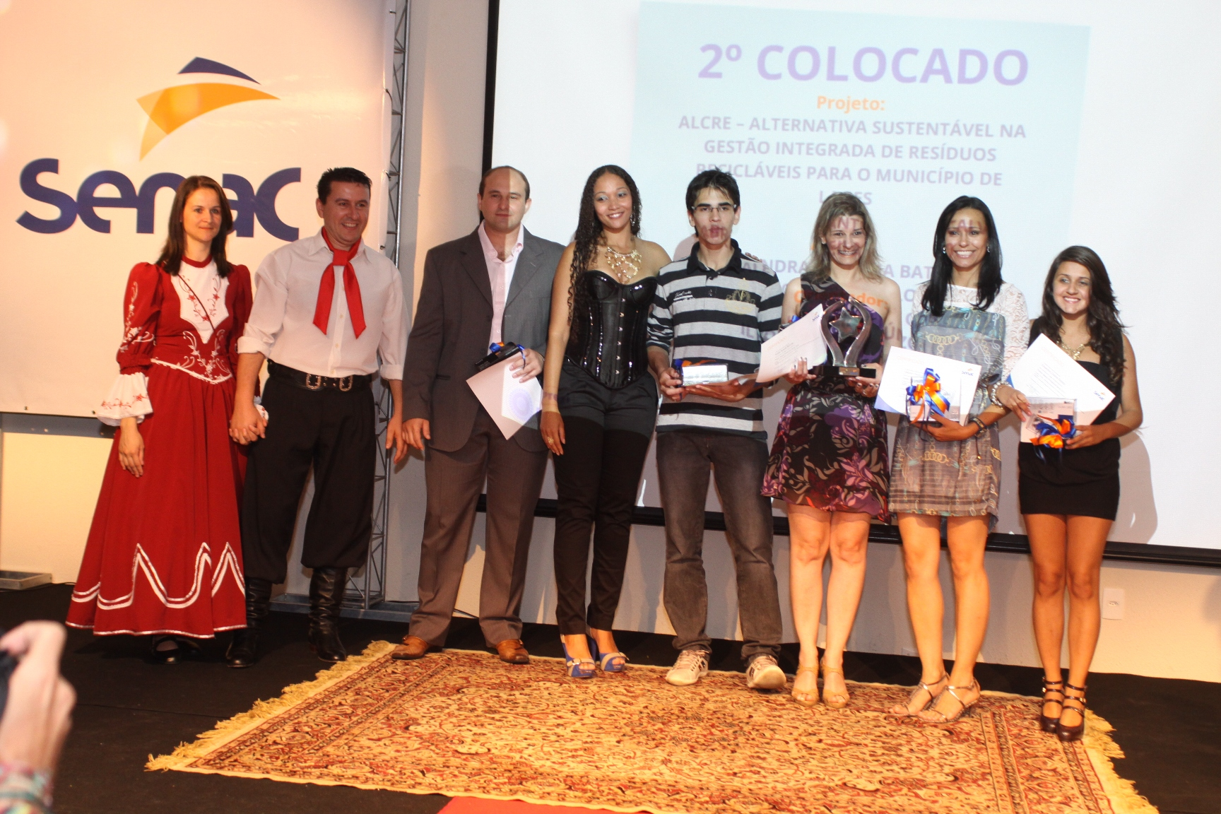 2º lugar Categoria Técnico - Lages